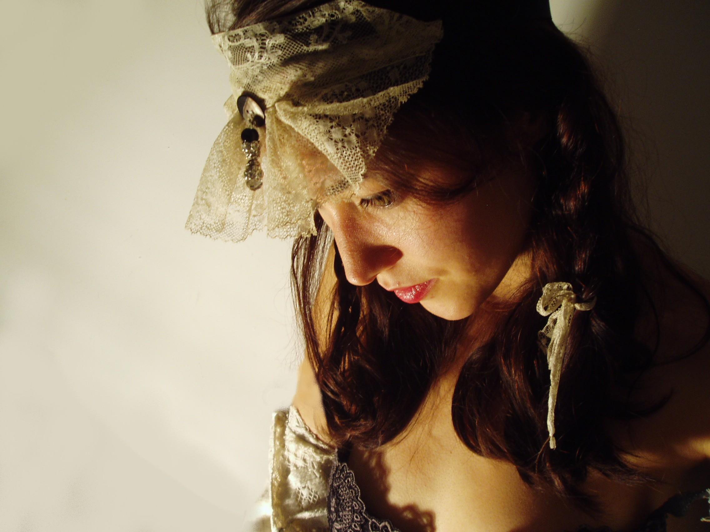 bandeux, chapeau, bibi